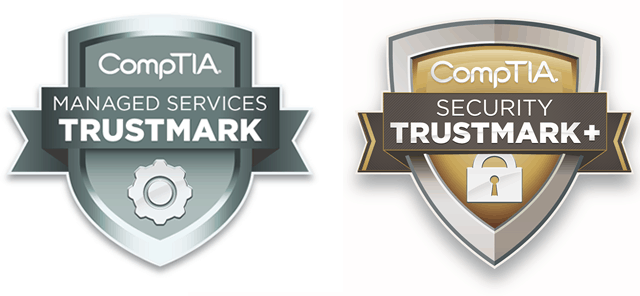 CompTIA Managed Services and Security Trustmark