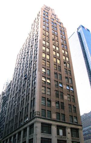 iCorps' New York Office